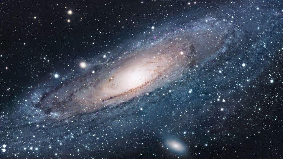 Galaksi.