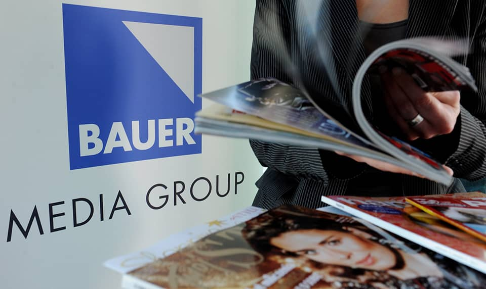 Bauer Media logo