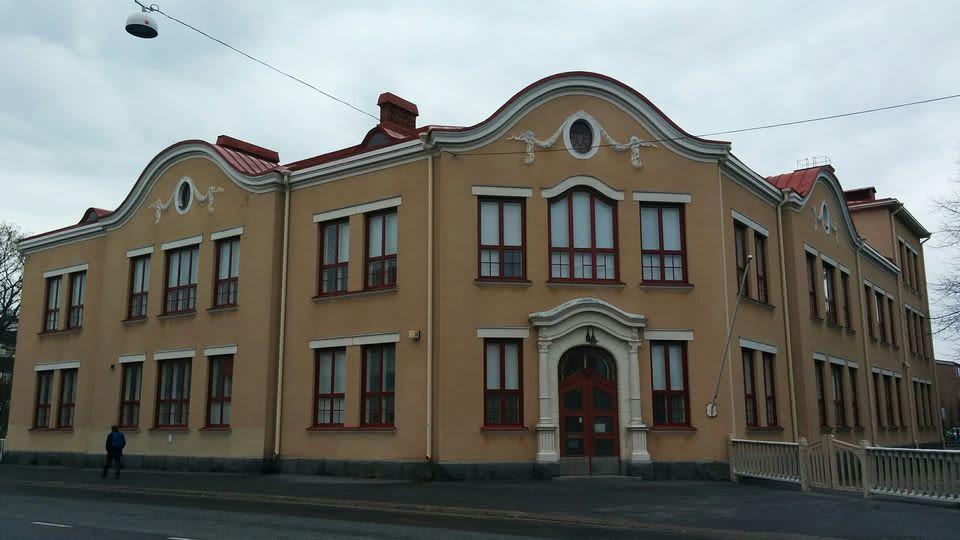 Vaasan palosaaren koulu