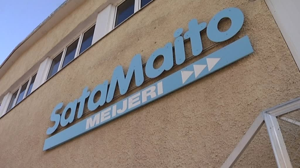 Satamaidon logo