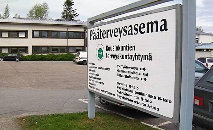 Alavuden pääterveysasema, Kuusiokuntien terveyskuntayhtymä.