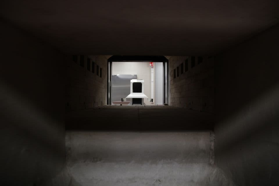 uuni, uurnaus, krematorio