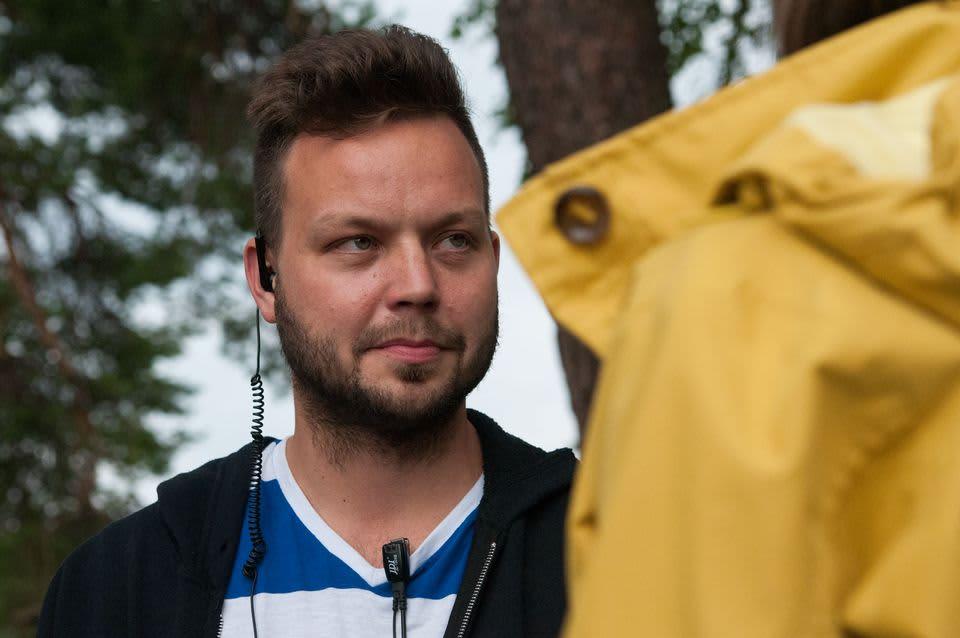 Kuopiorockin festivaalipäällikkö Allu Koskinen