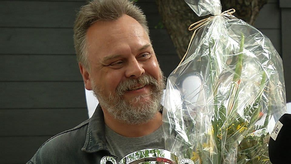 Katuruokamestari Harri-Tapio Siivonen