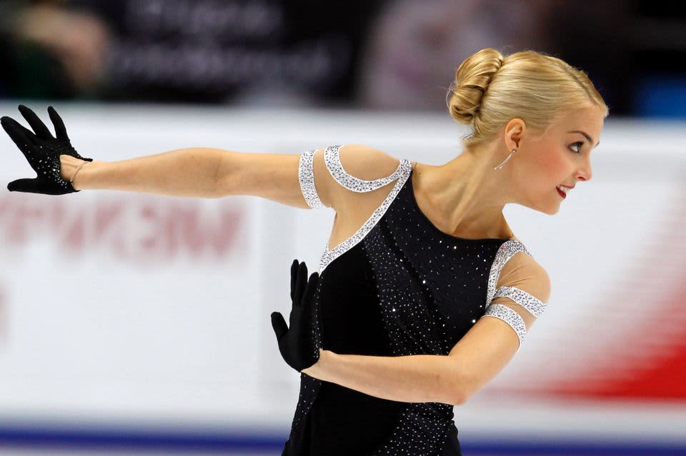 Kiira Korpi, Moskova ISU Grand Prix 2011.