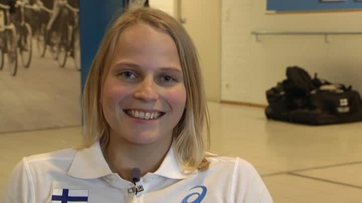 Parayleisurheilija Amanda Kotaja, ratakelaaja, MM-kisat Doha 2015