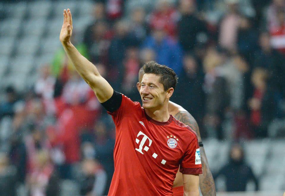 Robert Lewandowski, FC Bayern.