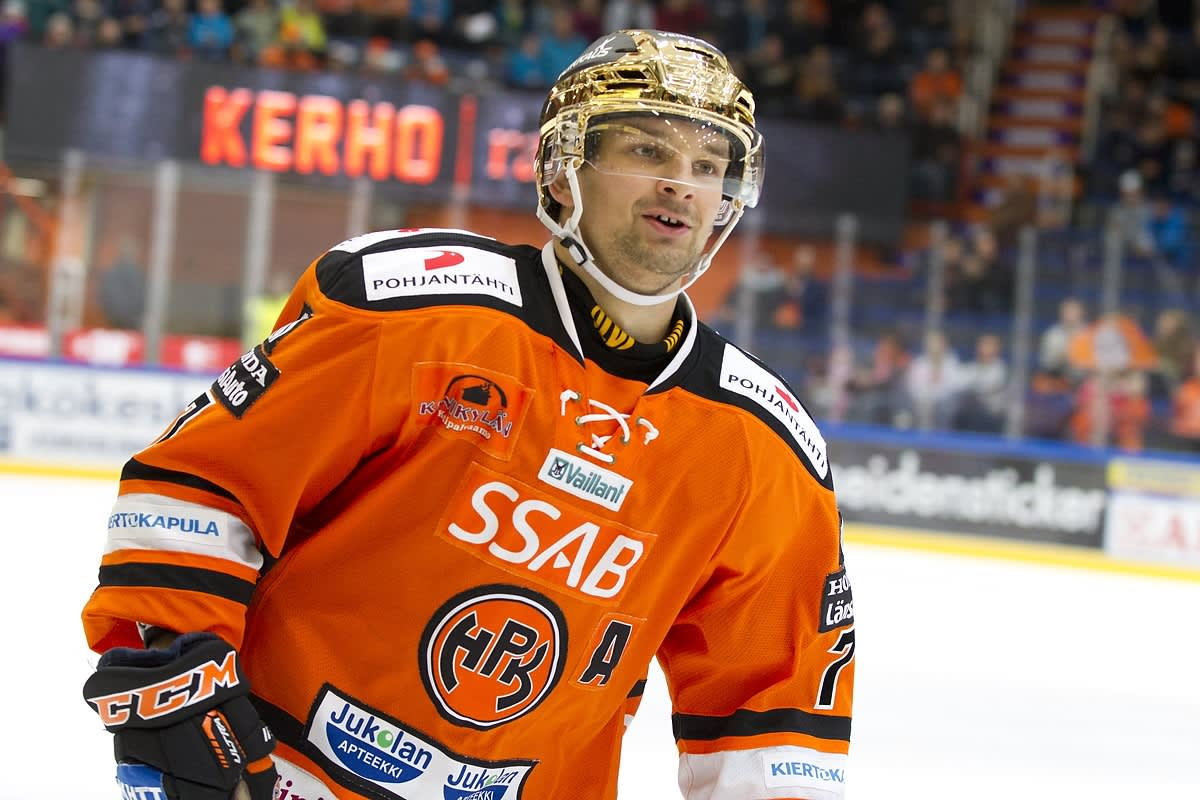 Otto Paajanen, HPK