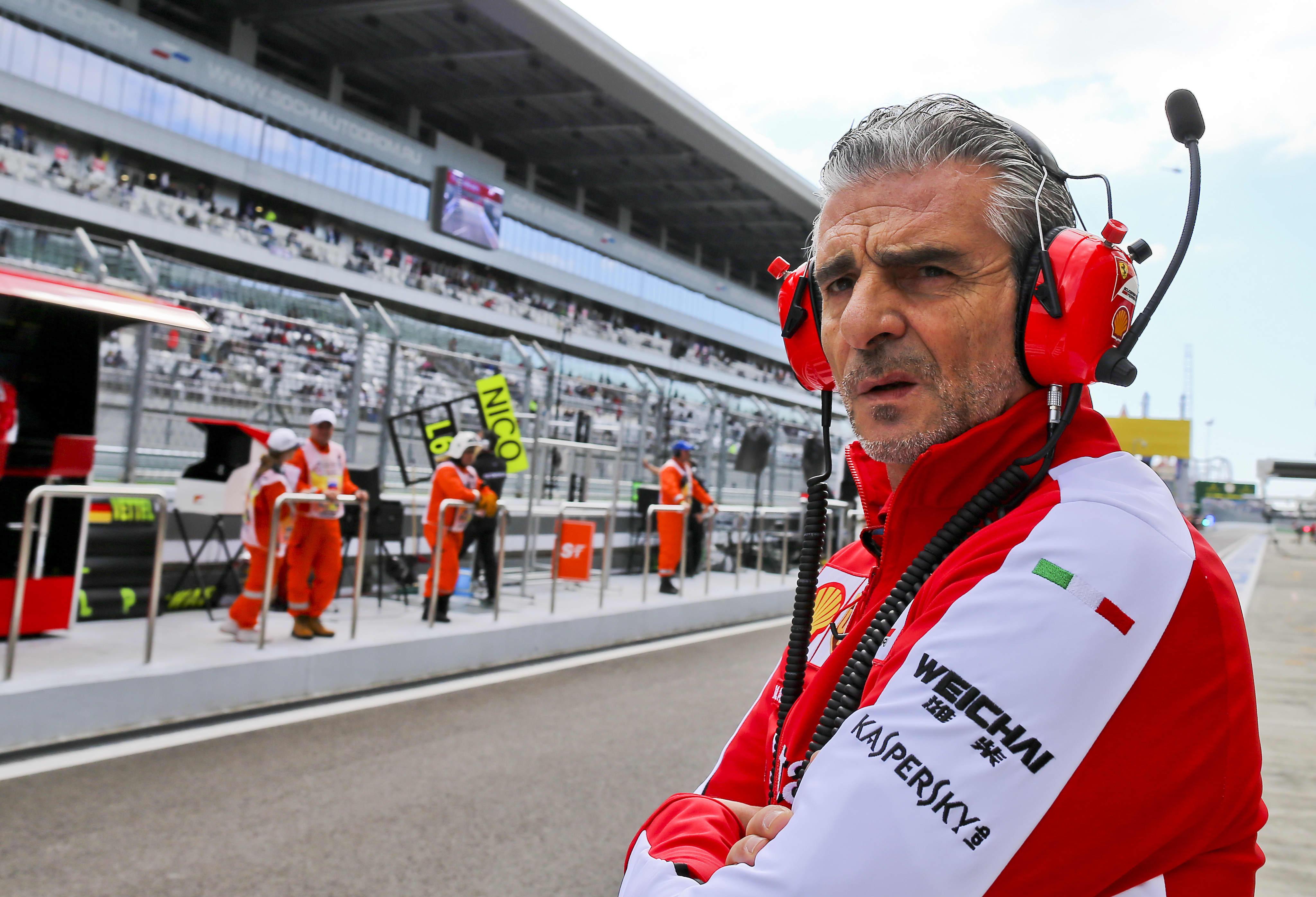 Maurizio Arrivabene.