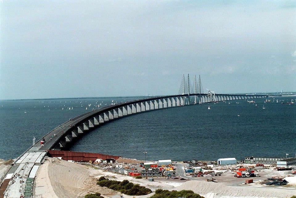 Juutinrauman silta 14. elokuuta 1999.