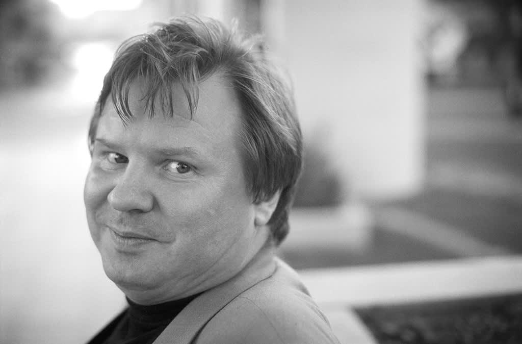 Säveltäjä Jouni Kaipainen vuonna 1997.
