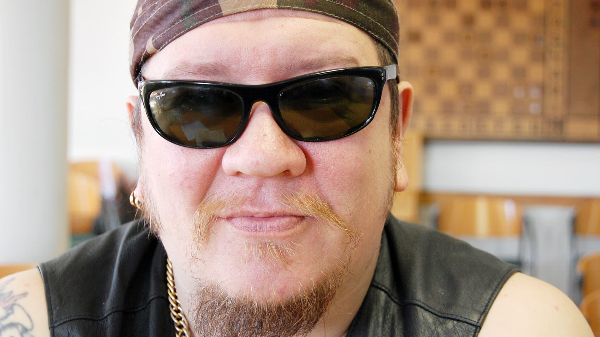 Nikita Bergenström (ent. Juha Valjakkala ) kuvattuna Kuopion vankilassa helmikuussa 2007.