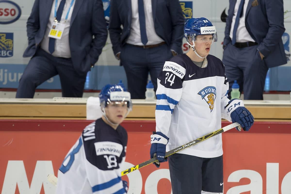 Kasperi Kapanen, FIN #24