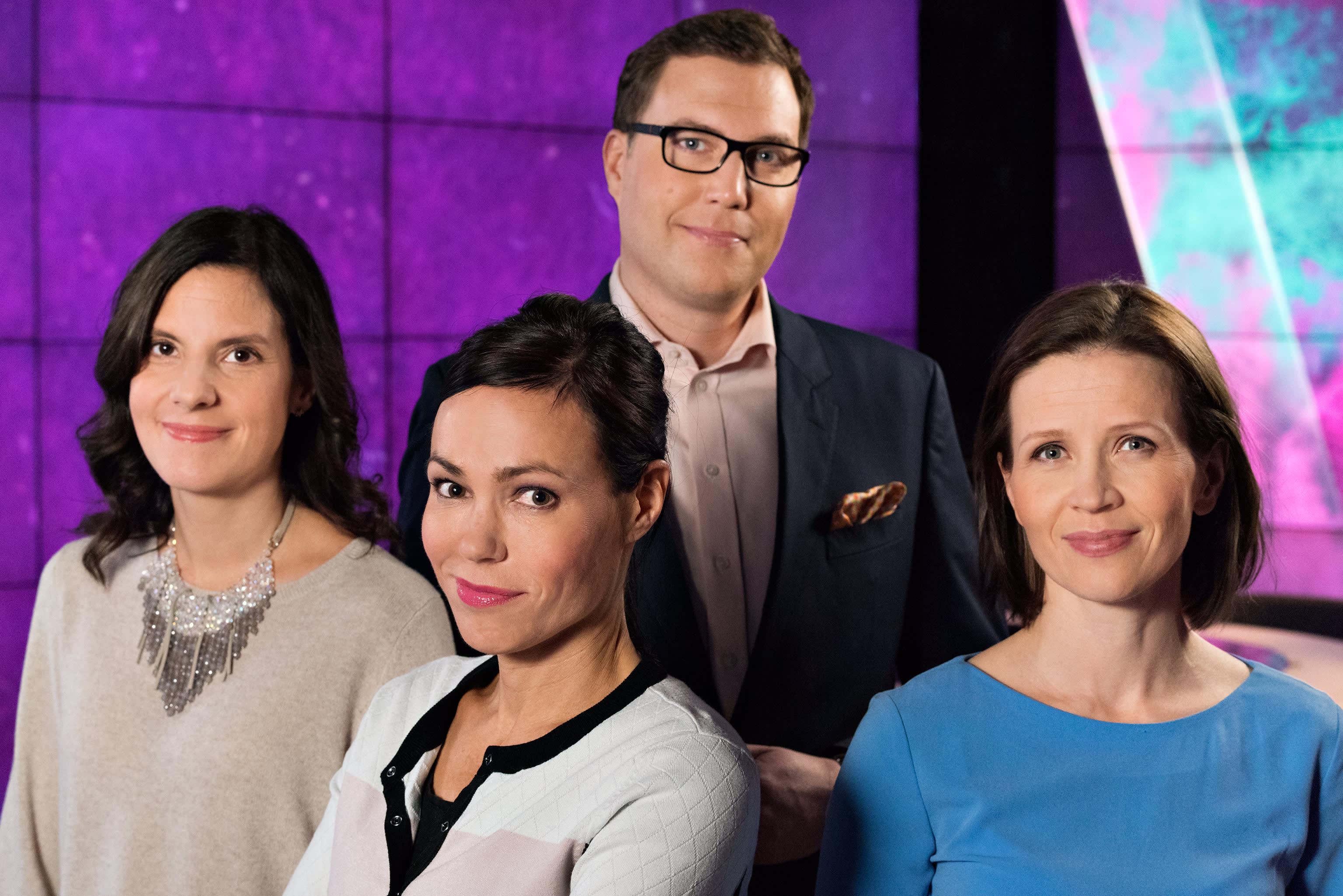 a-studio 2016, Kirsi Heikel, Jan Andersson, Johanna Vesikallio, Susanne Päivärinta