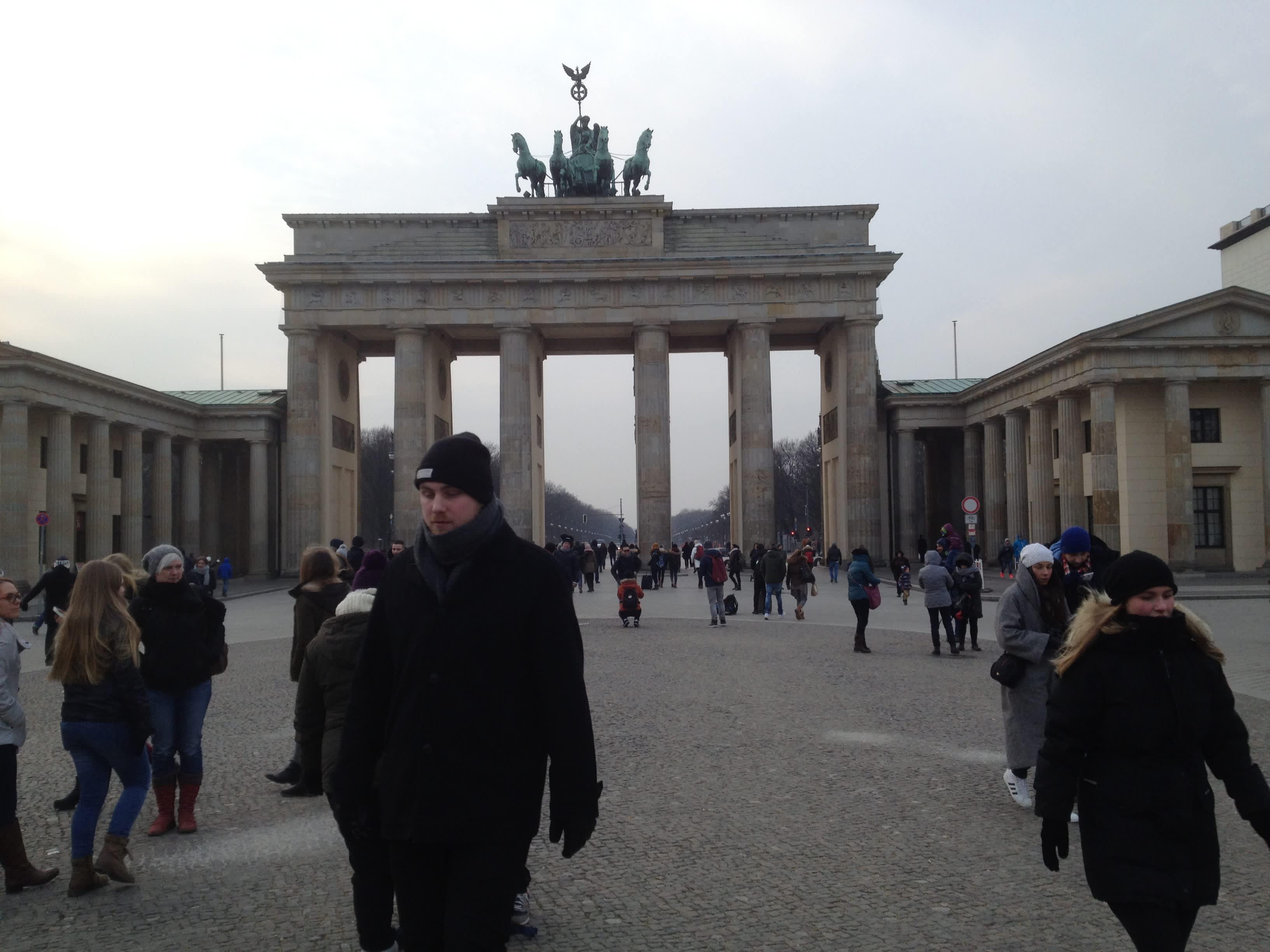 Brendenburgin portti.