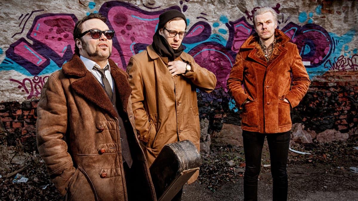 White Knuckles Trio matkalla bluesmusiikin synnyinmaille