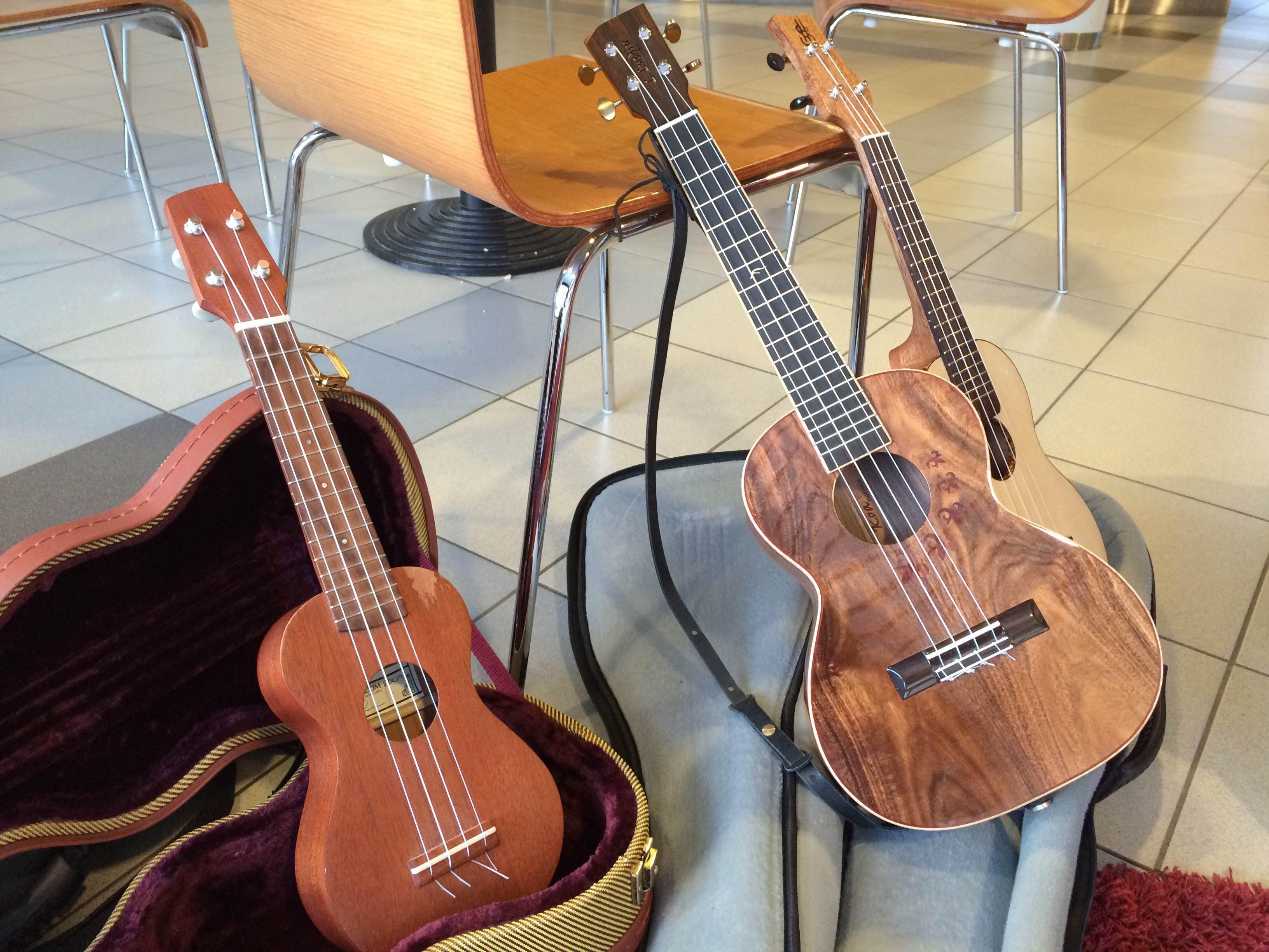 Ukulele on nelikielinen kitara