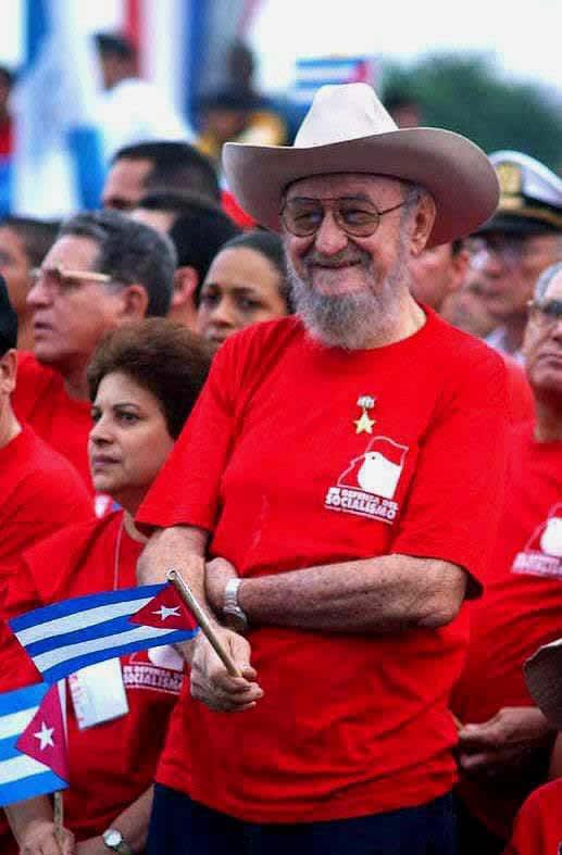 Ramon Castro Ruz vuonna 2003.