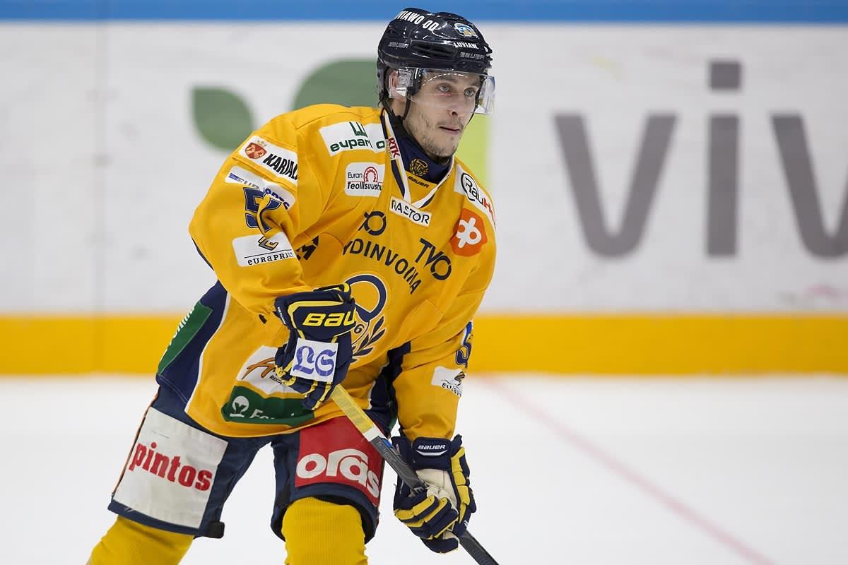 Jesse Virtanen, Lukko #51