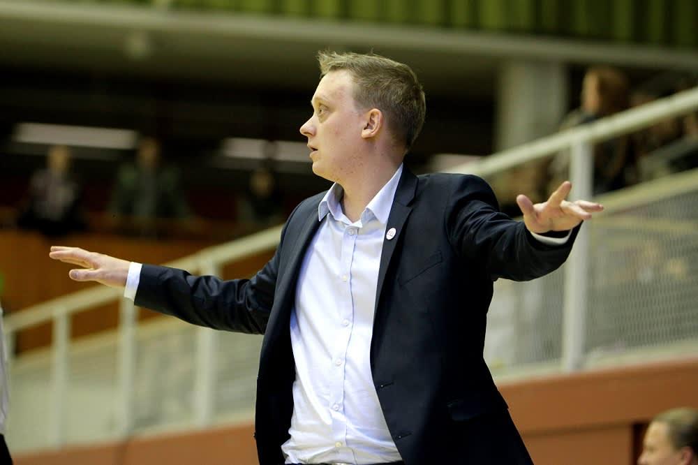 Mikko Larkas kuvassa