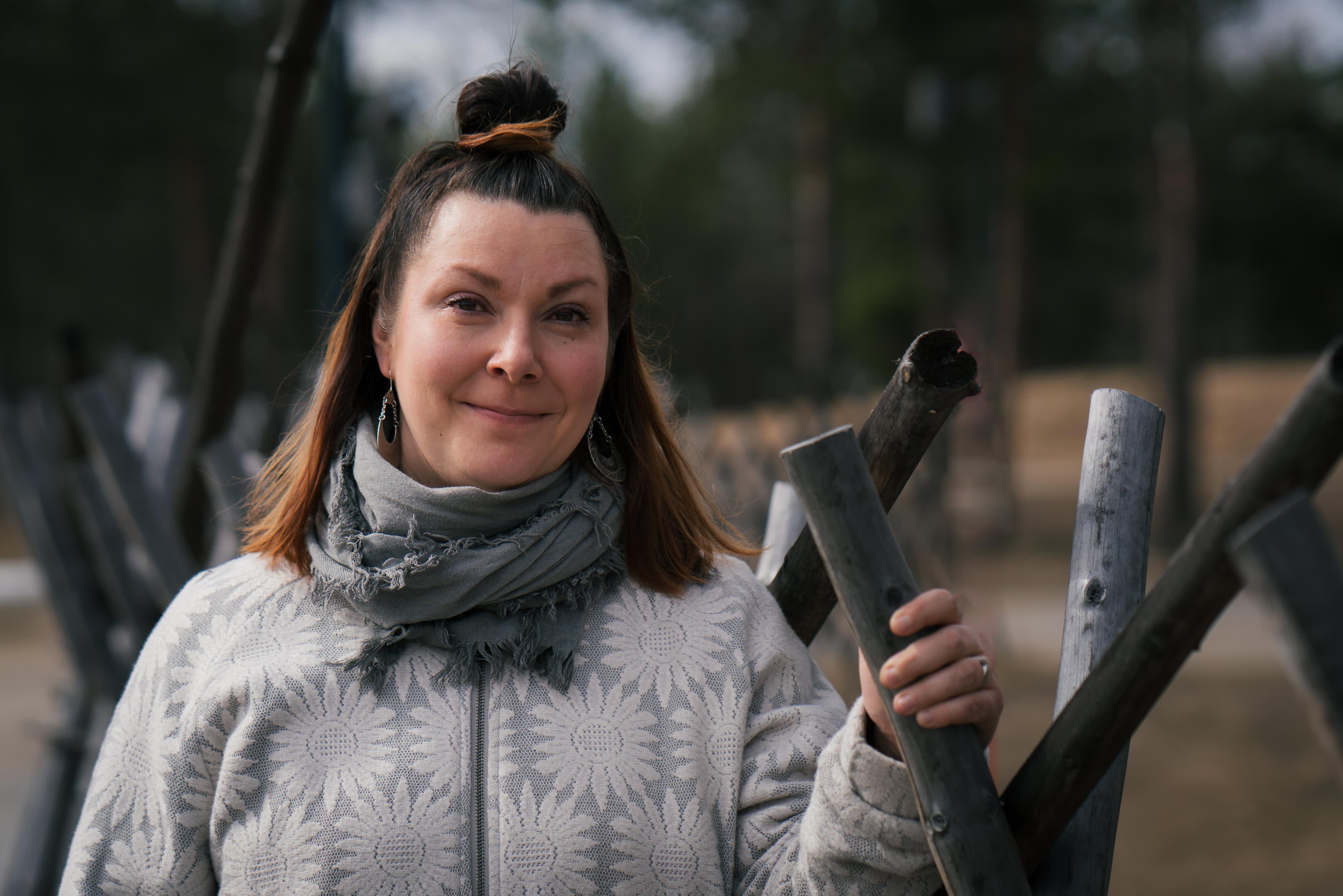 Anna Näkkäläjärvi-Länsman.