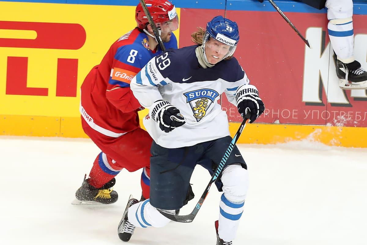 Aleksander Ovetshkin Patrik Laine