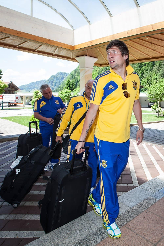 Ukrainan Jevhen Seleznjov