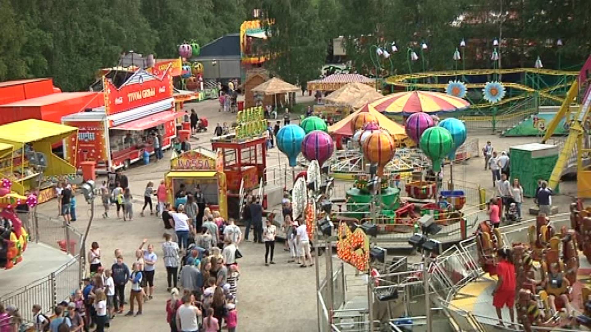Suomen Tivoli, Ounaspaviljonki, Rovaniemi