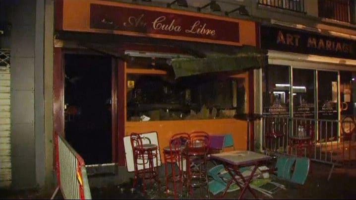 Ainakin 13 ihmistä on kuollut baarissa syttyneessä tulipalossa Rouenissa, Pohjois-Ranskassa.