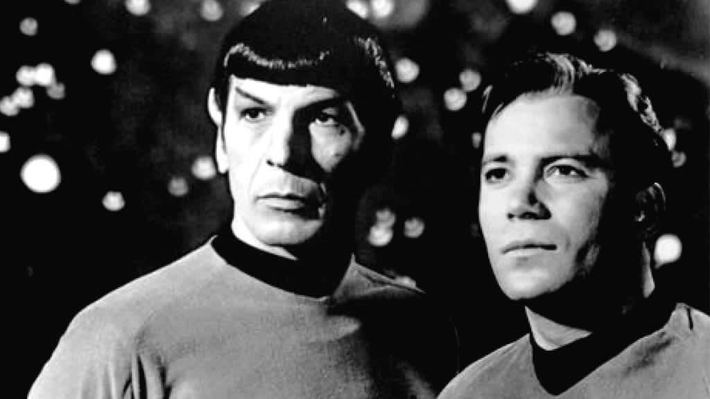 Spock ja kapteeni Kirk