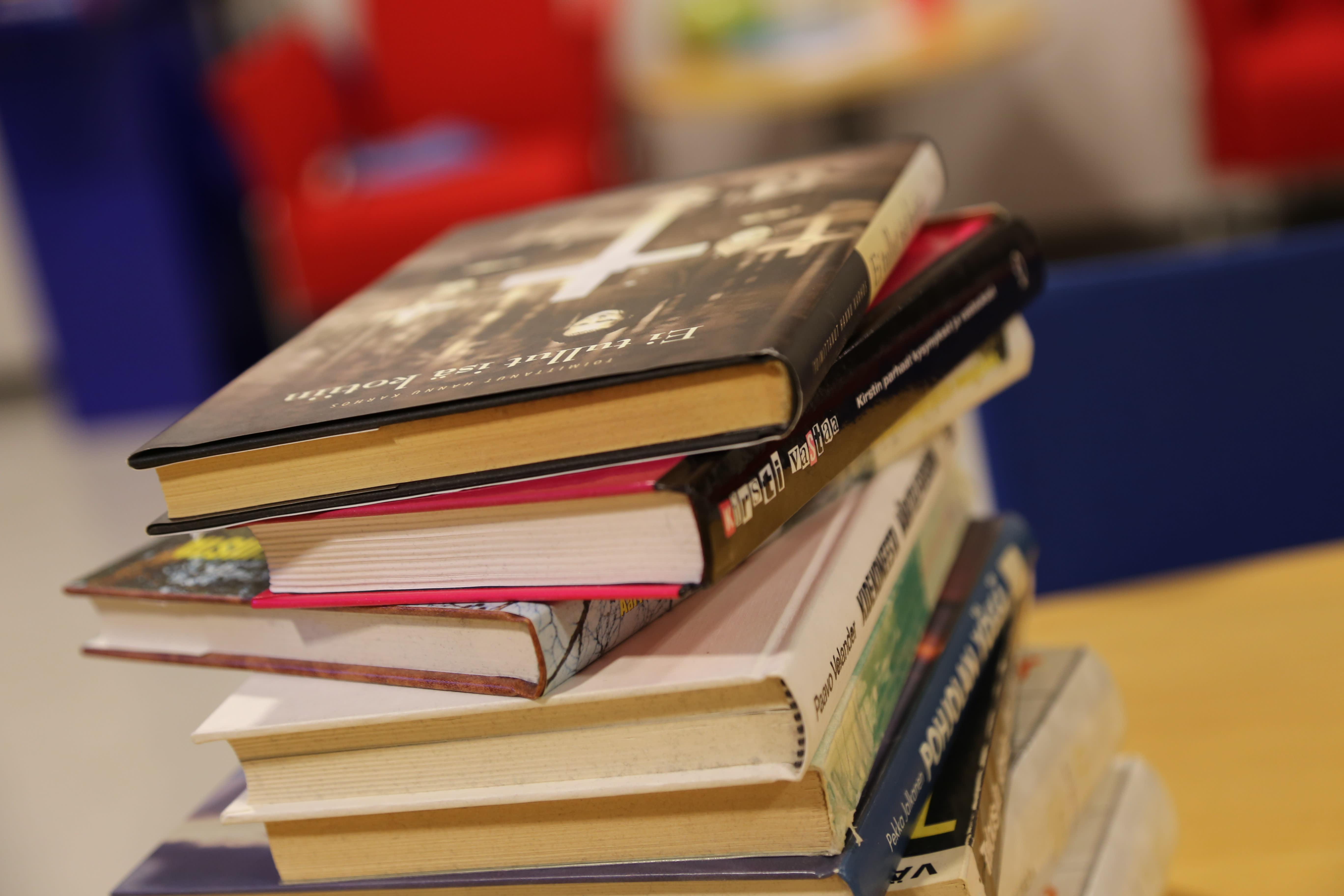 kirja kirjat festivaali hamlit2016 hamina kirjallisuus lukeminen