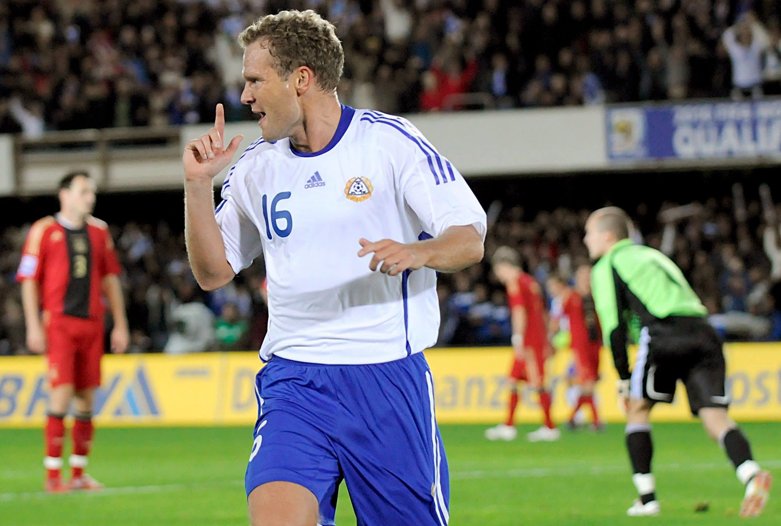 Suomi-Saksa 10.9.2008