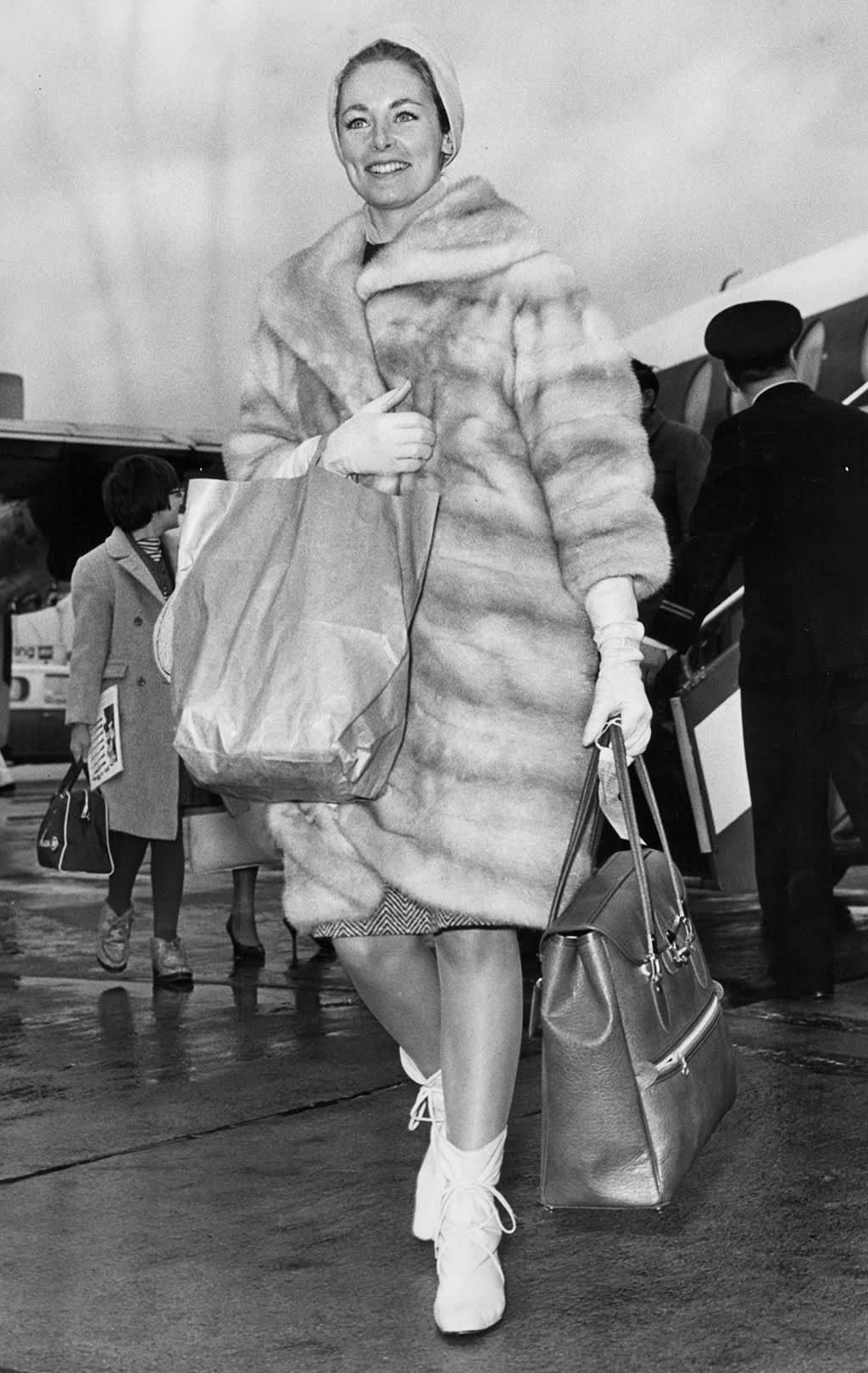 Chariman Carr vuonna 1965
