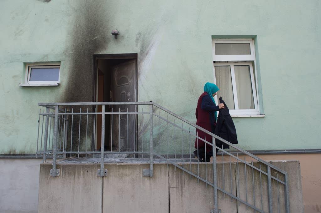 Pommi-isku Dresdenissä