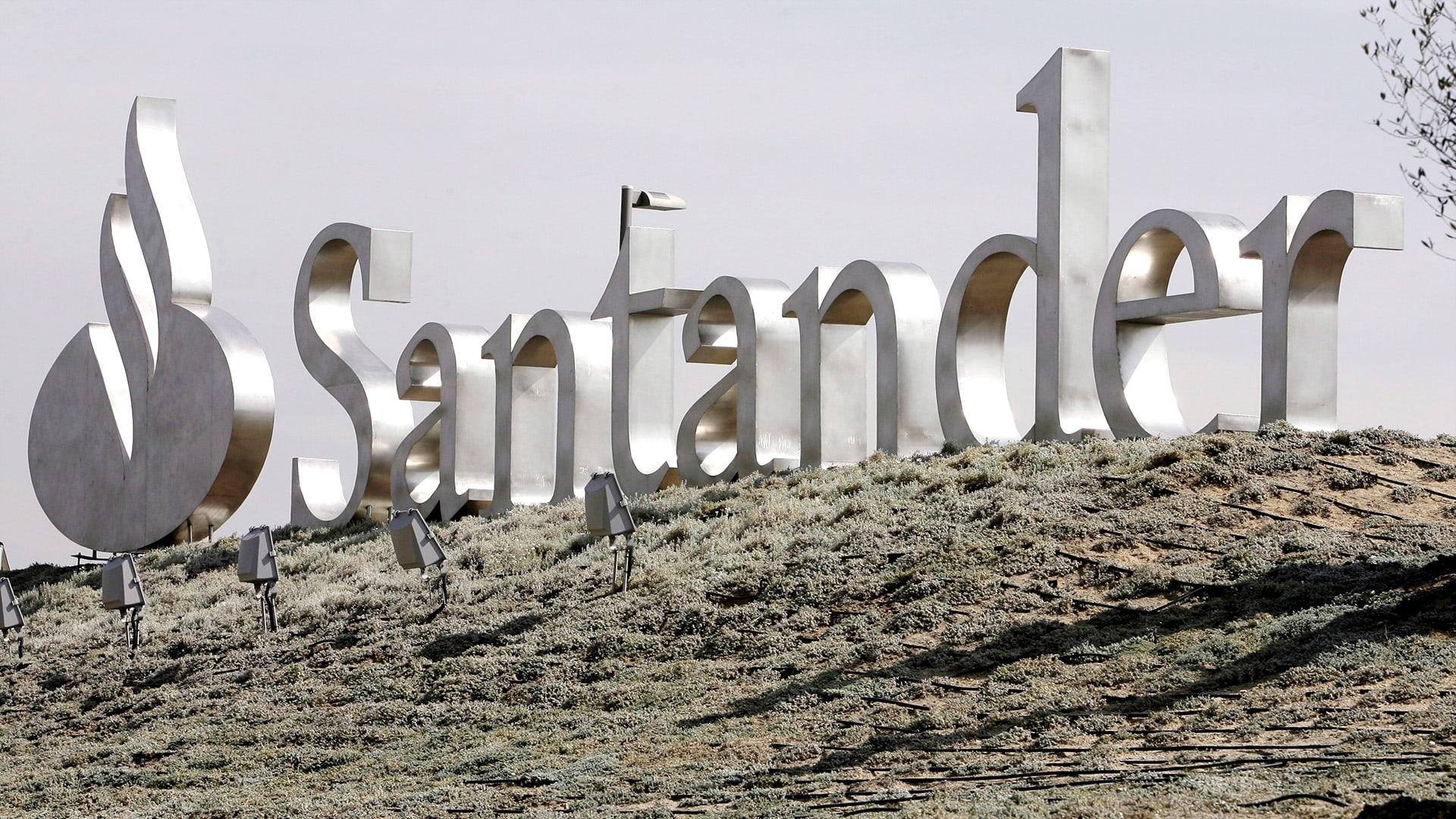 Santanderin logo Madritissa.