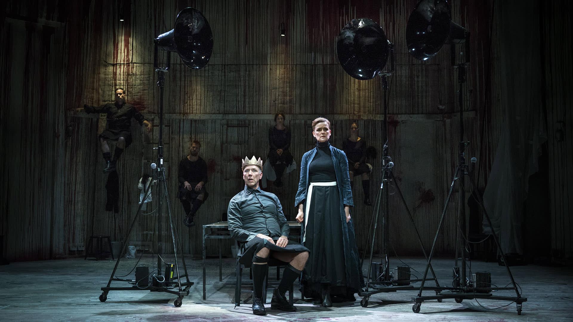 Macbeth Maximteatern 2016