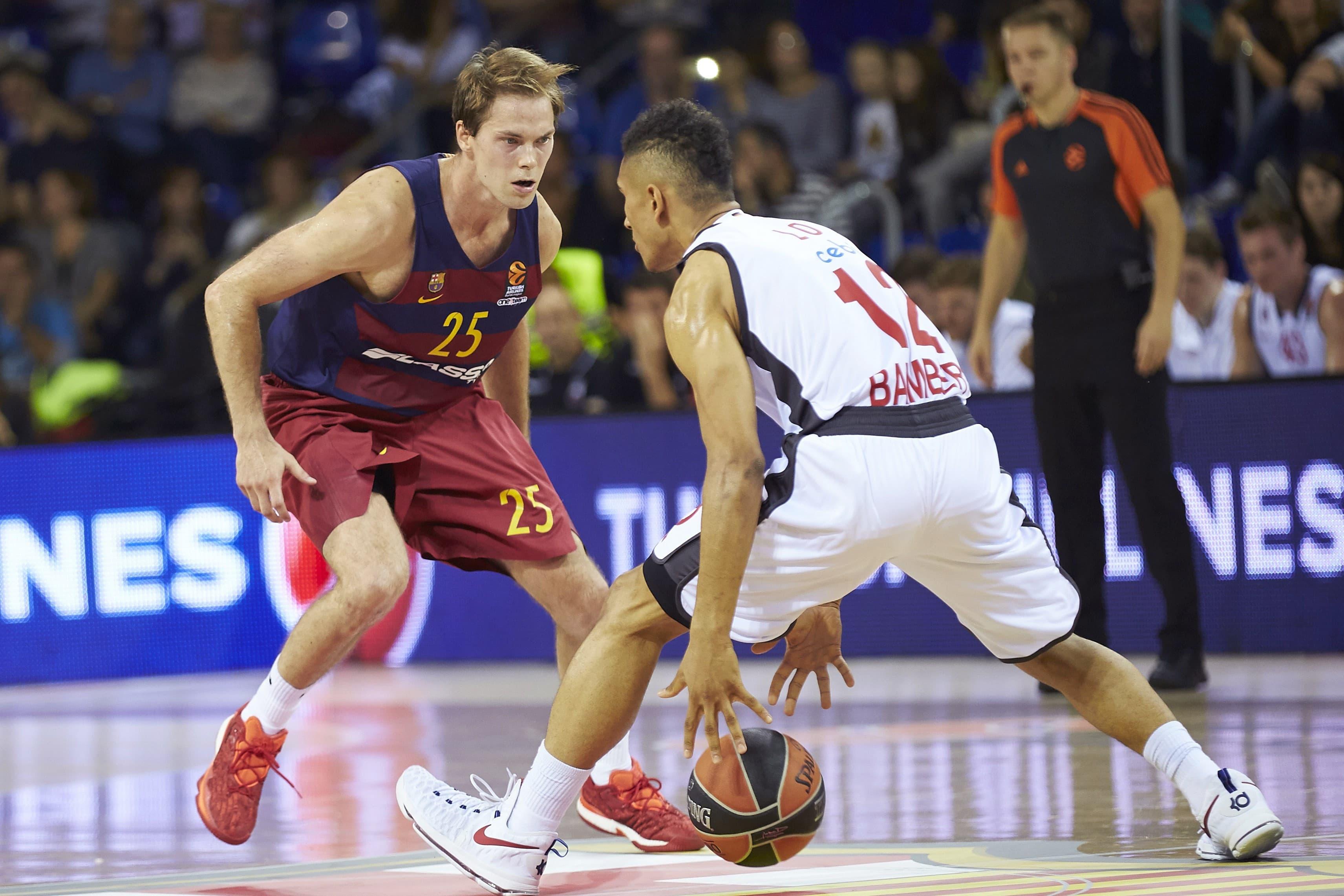 Petteri Koponen Barcelona