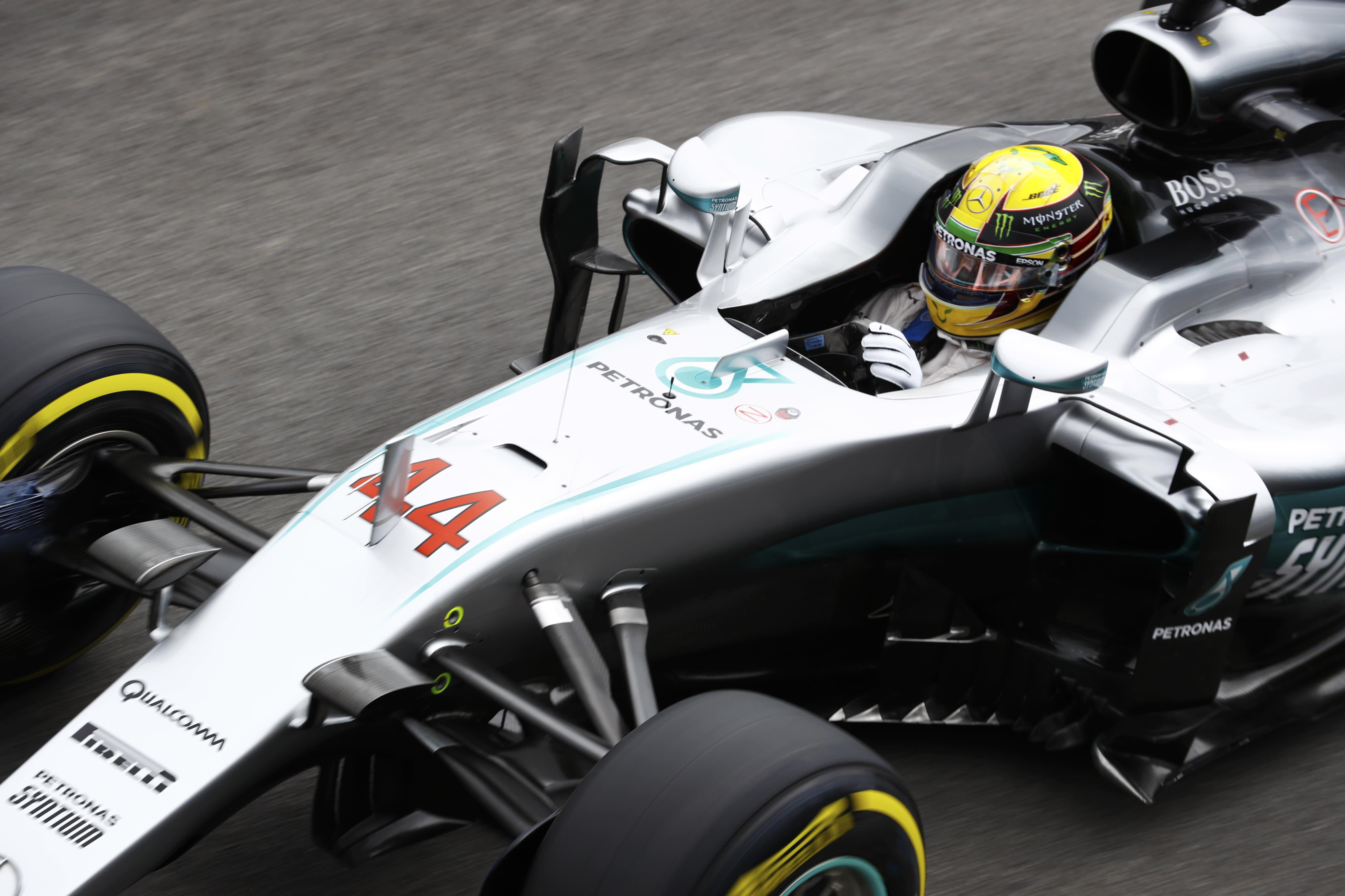 Romain Grosjean.