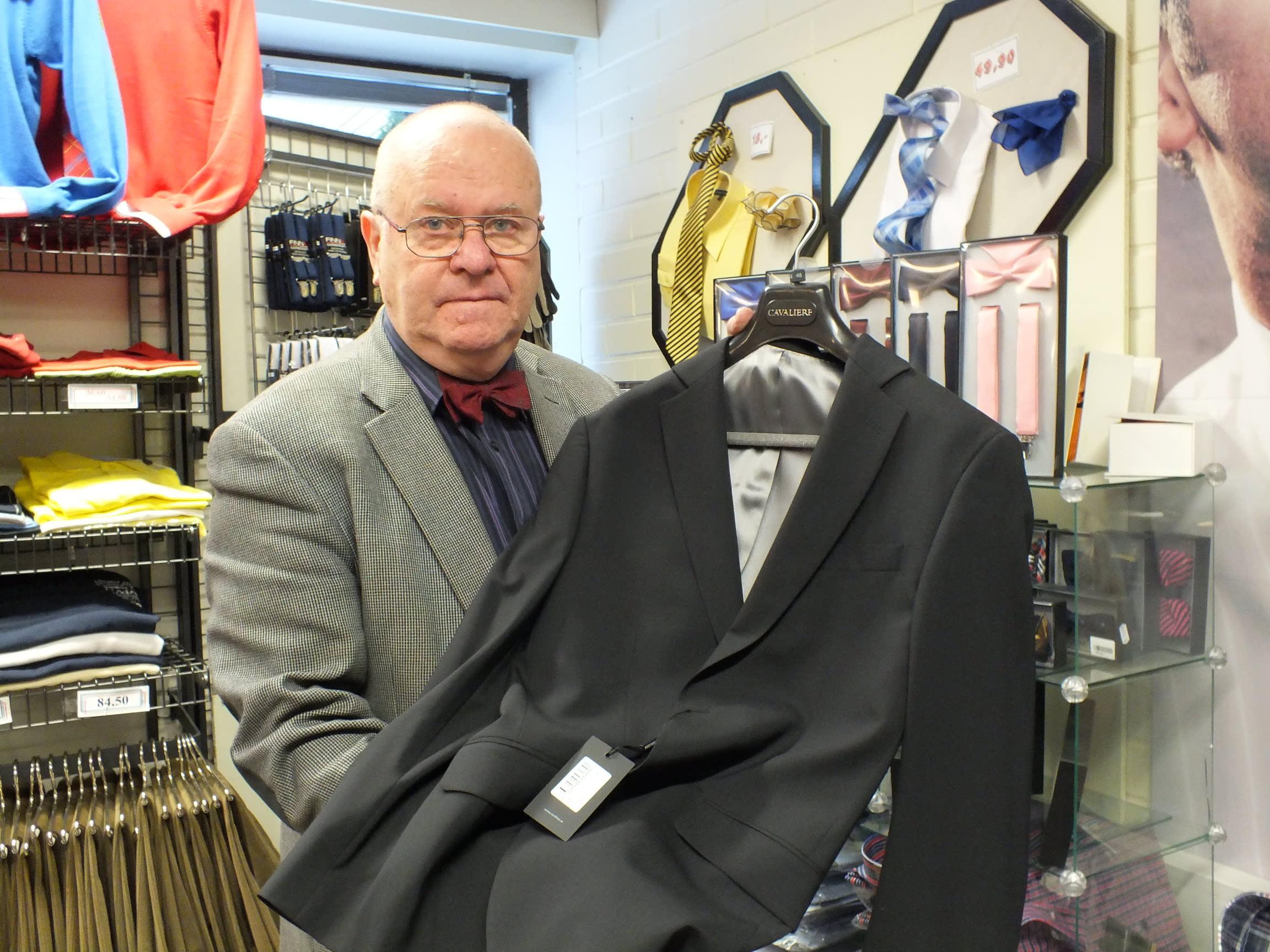 Lasse Vilkevuori on toimitut jo 50 vuotta yrittäjänä Kristiinankaupungissa.