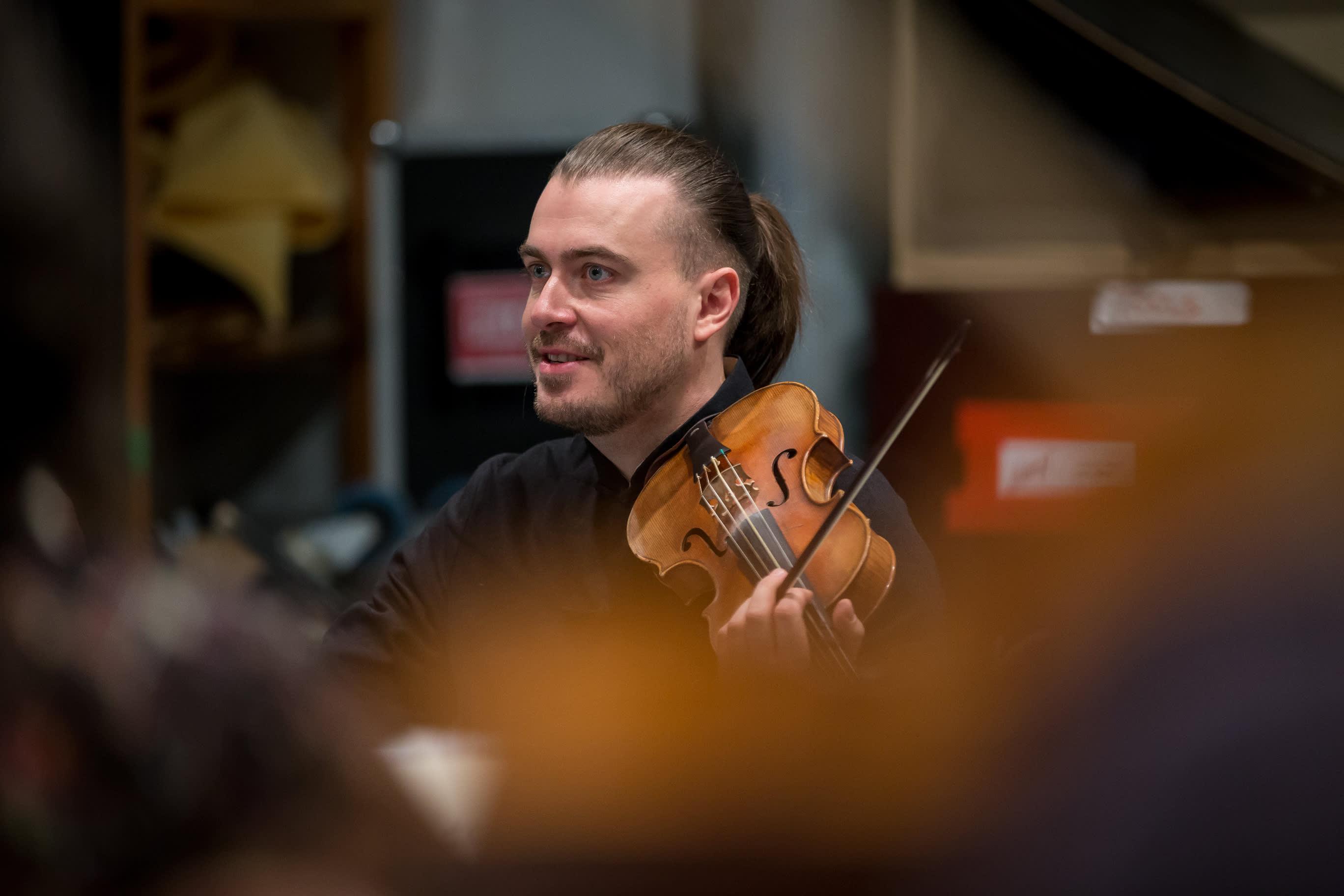 Dmitry Sinkovsky, Helsingin Barokkiorkesteri