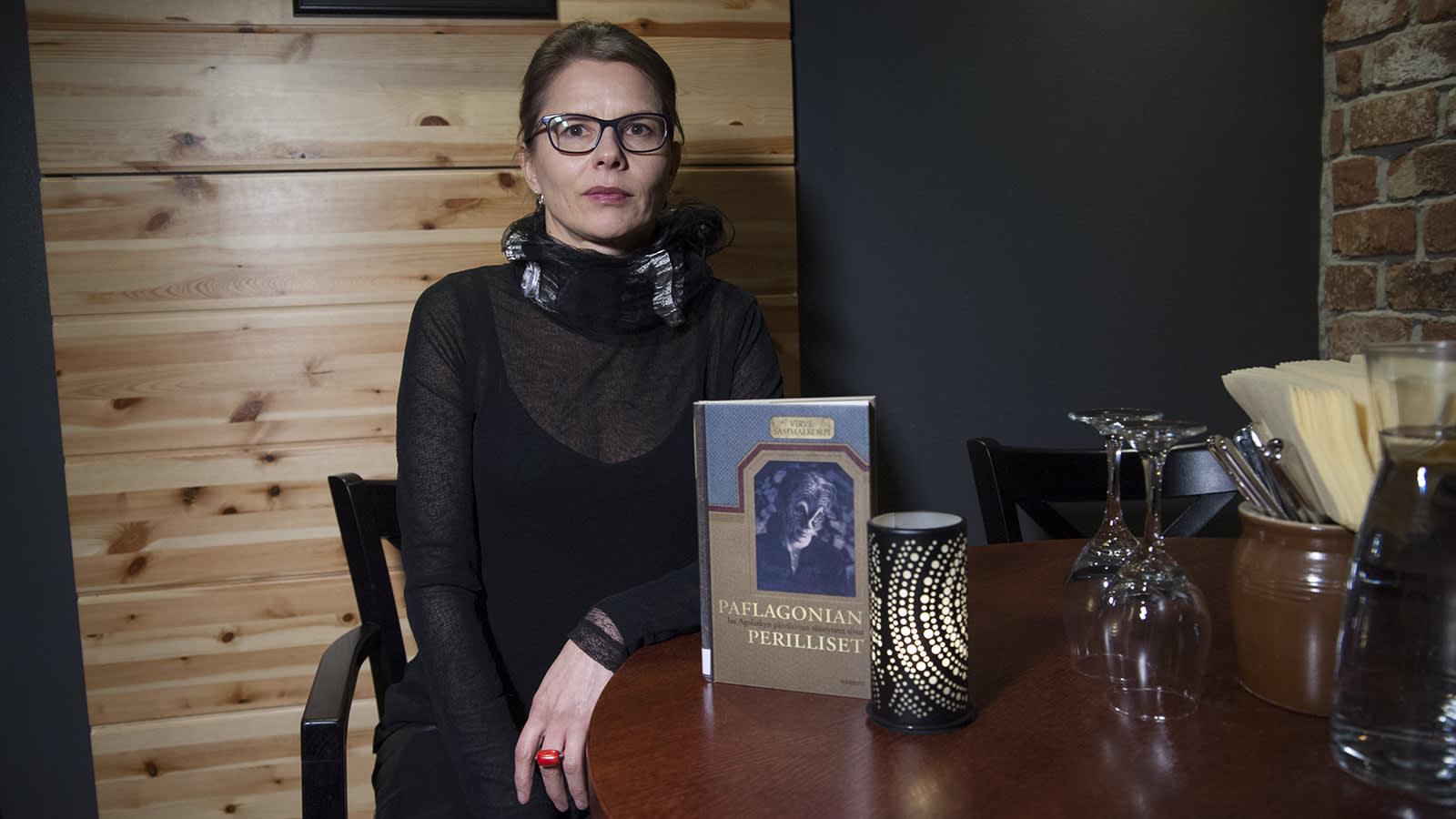 Virve Sammalkorpi voitti vuoden 2017 Savonia-palkinnon.