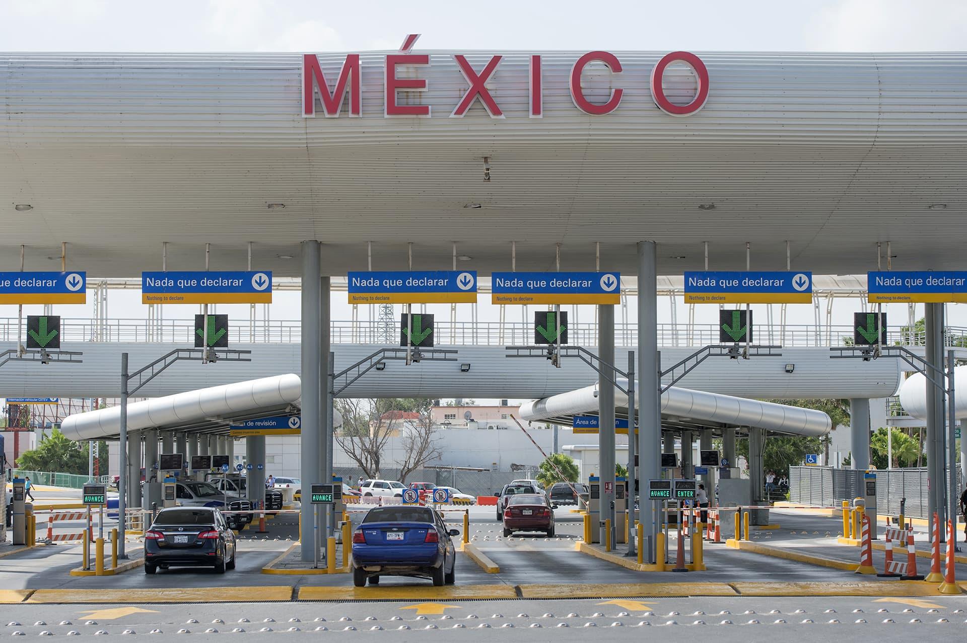 Meksikon Raja.