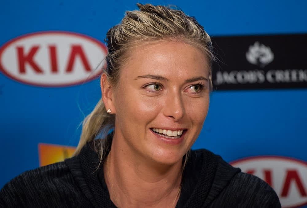 Maria Sharapova kuvassa