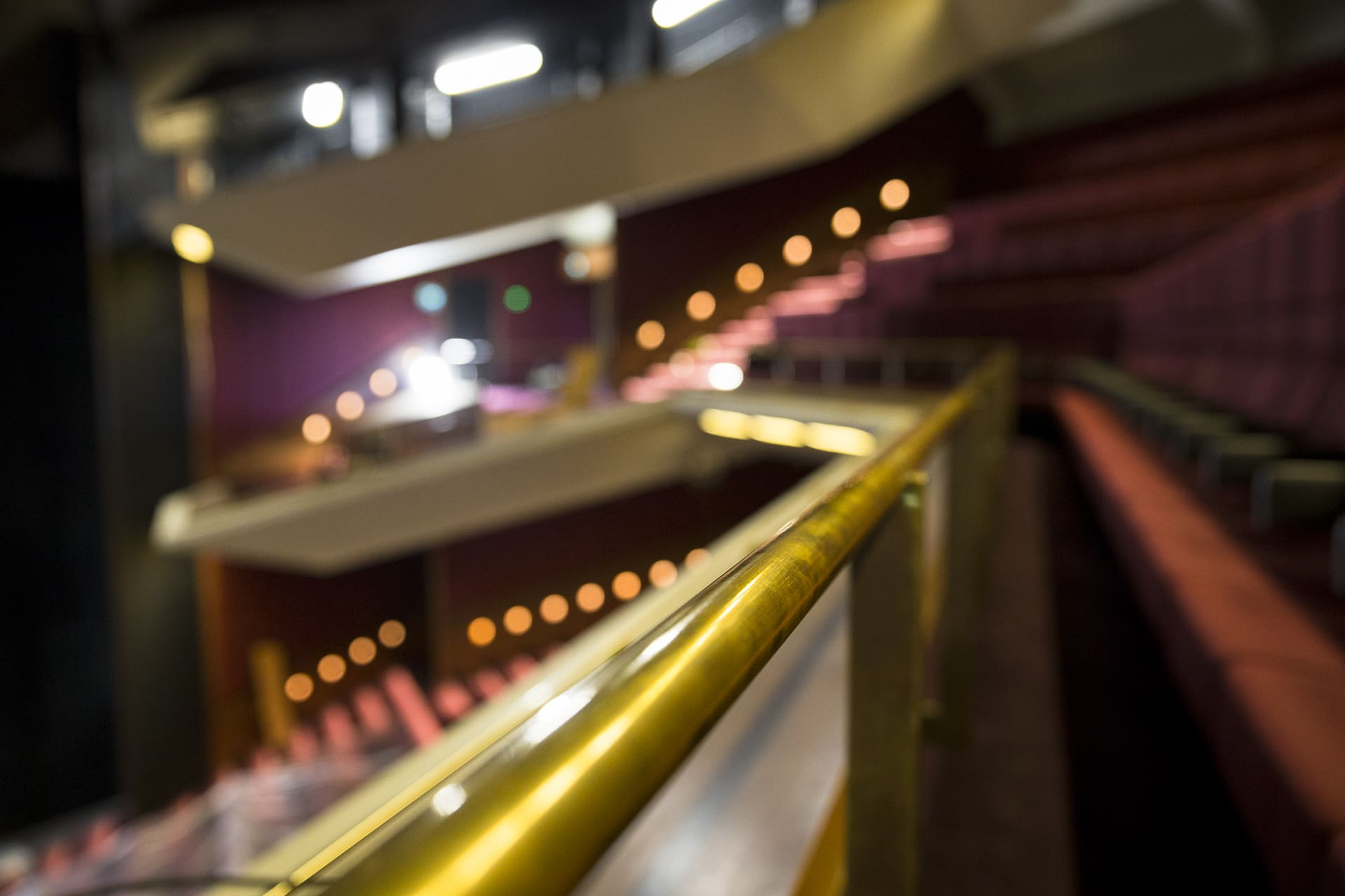 Helsingin Kaupunginteatterin katsomo
