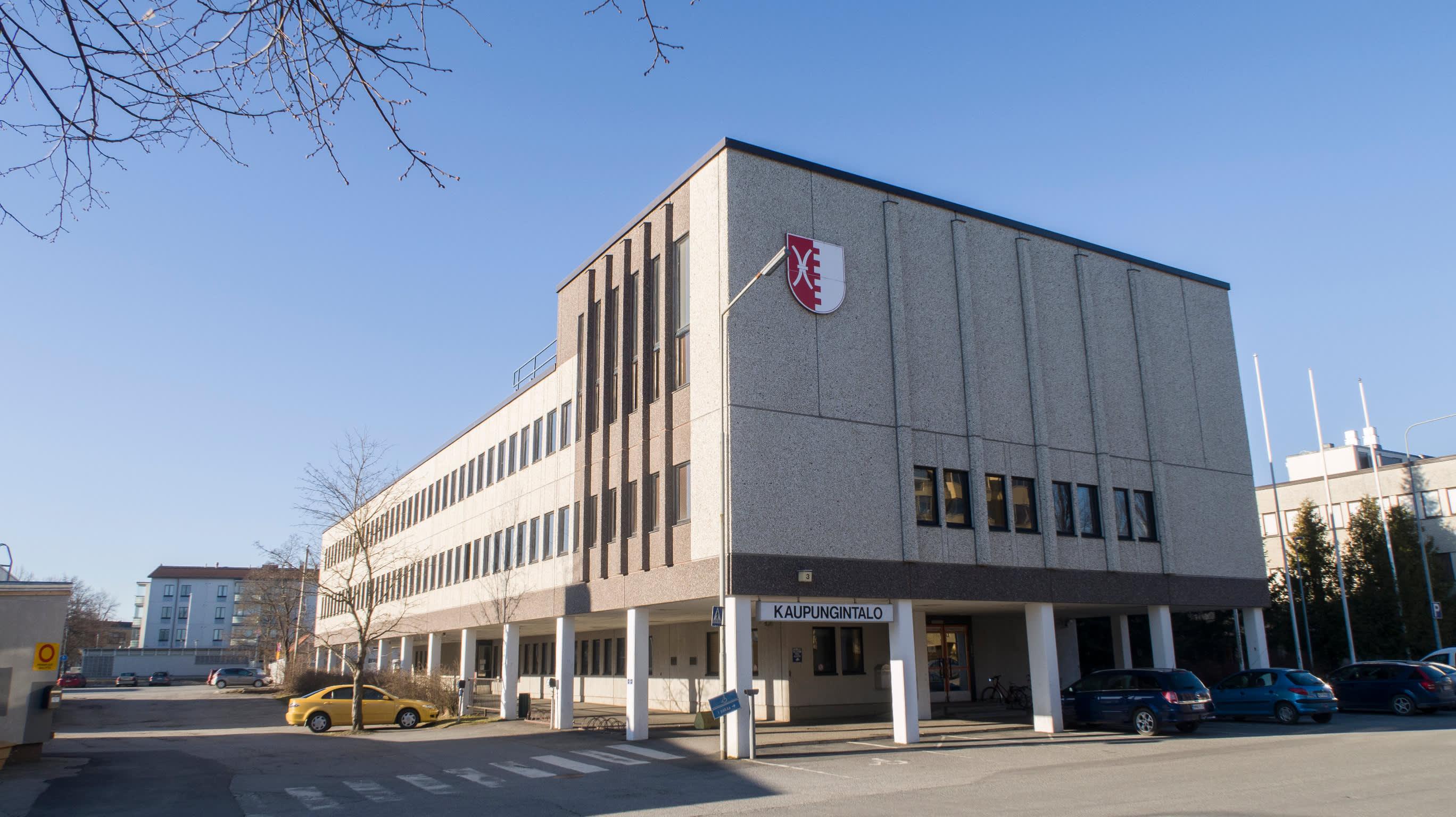 Akaan kaupungintalo
