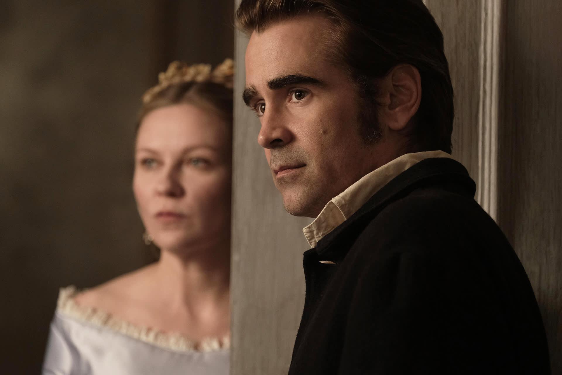 Nicole kidman ja Colin Farrell.