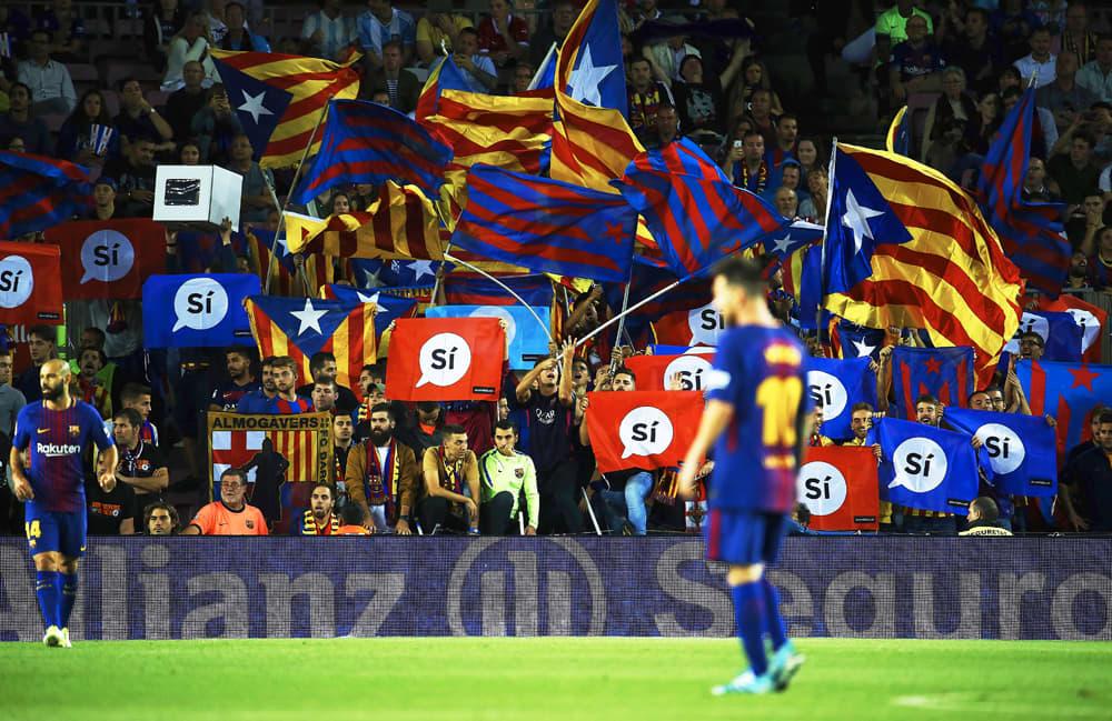 Barcelonan kannatajia