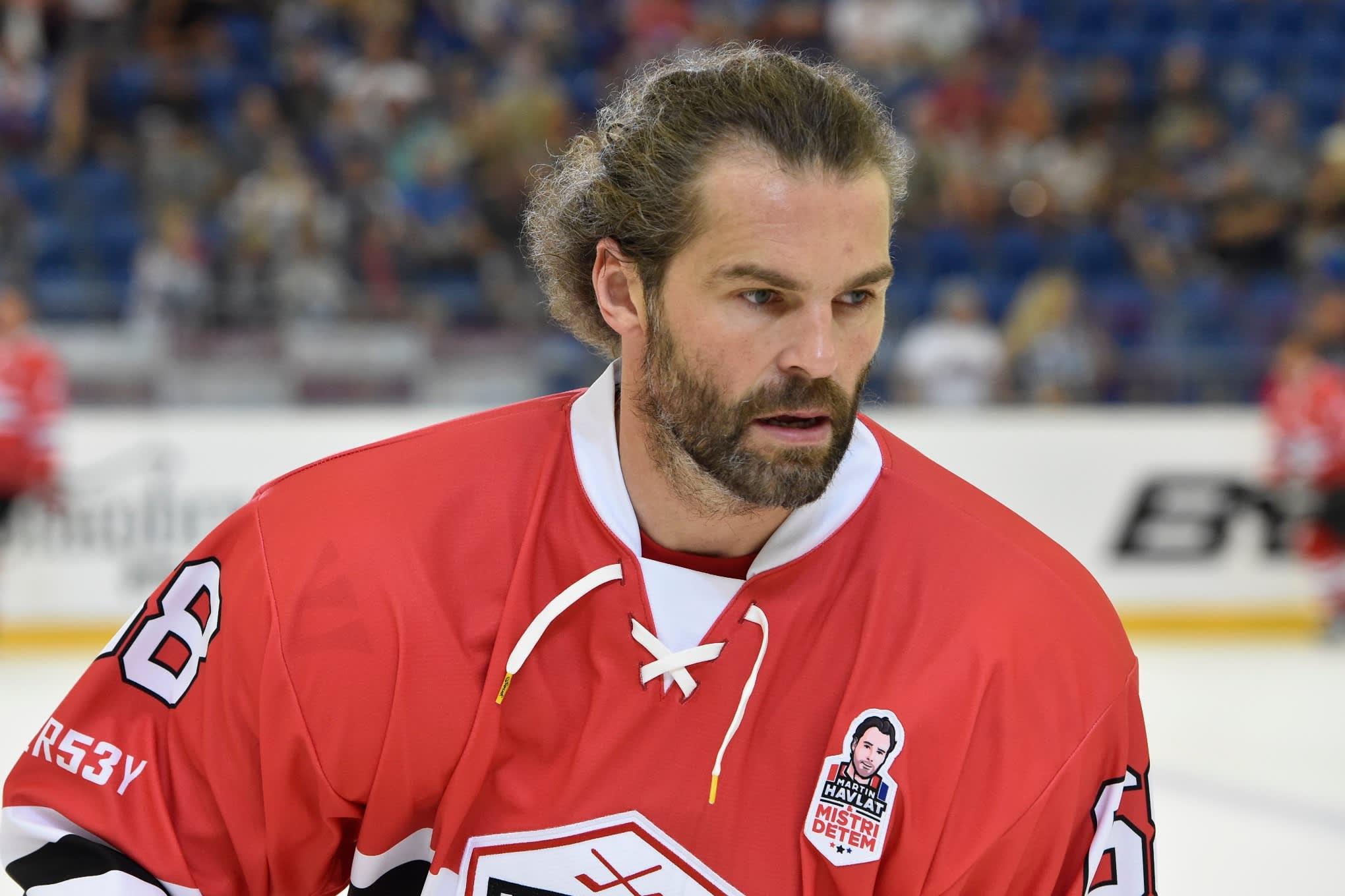 Jaromir Jagr, 45.