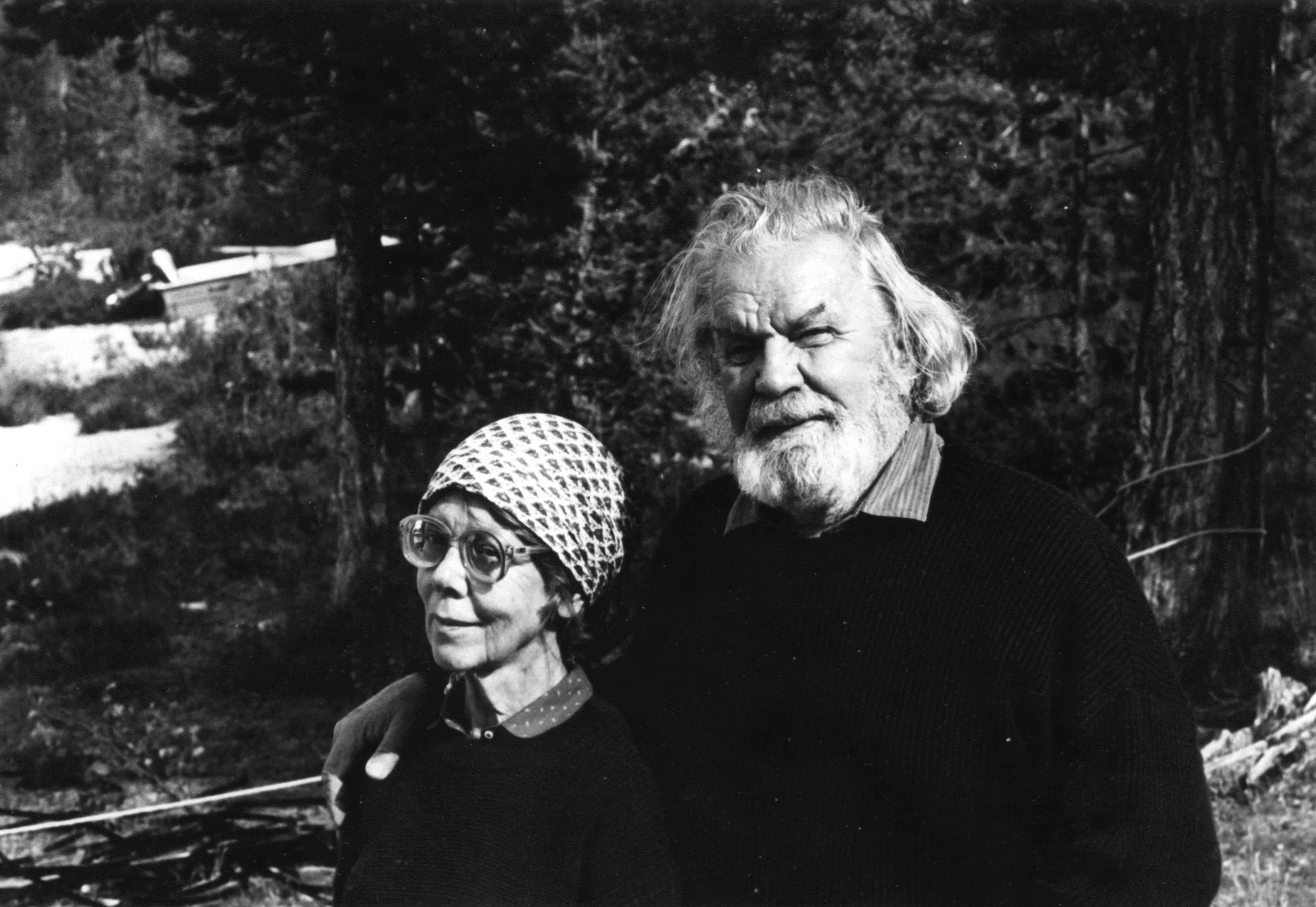 Rut Bryk ja Tapio Wirkkala