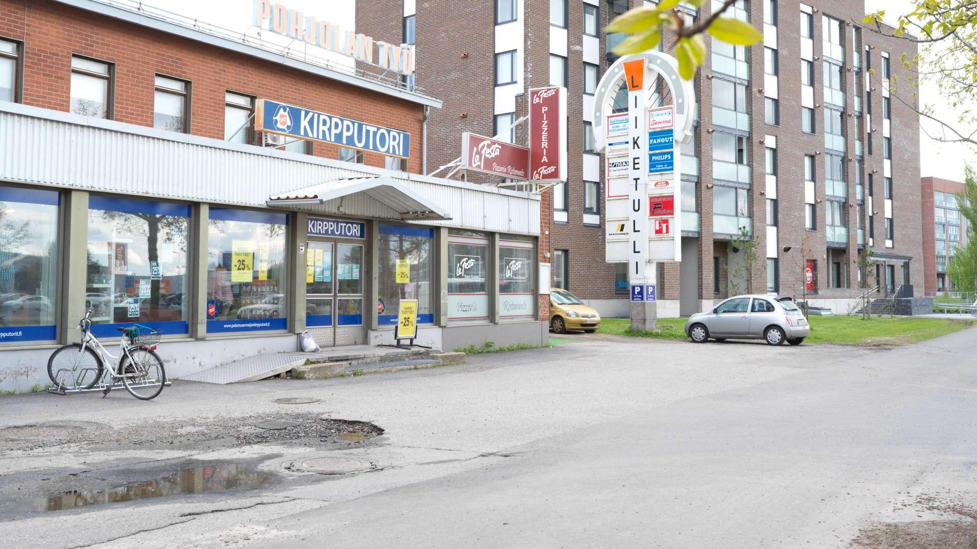 Pelastusarmeija sulkee Oulun Limingantullissa sijaitsevan myymälänsä.